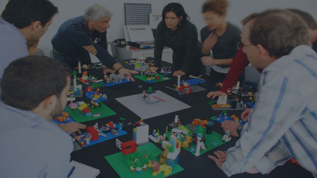 Lego Serious Play by Think Loud